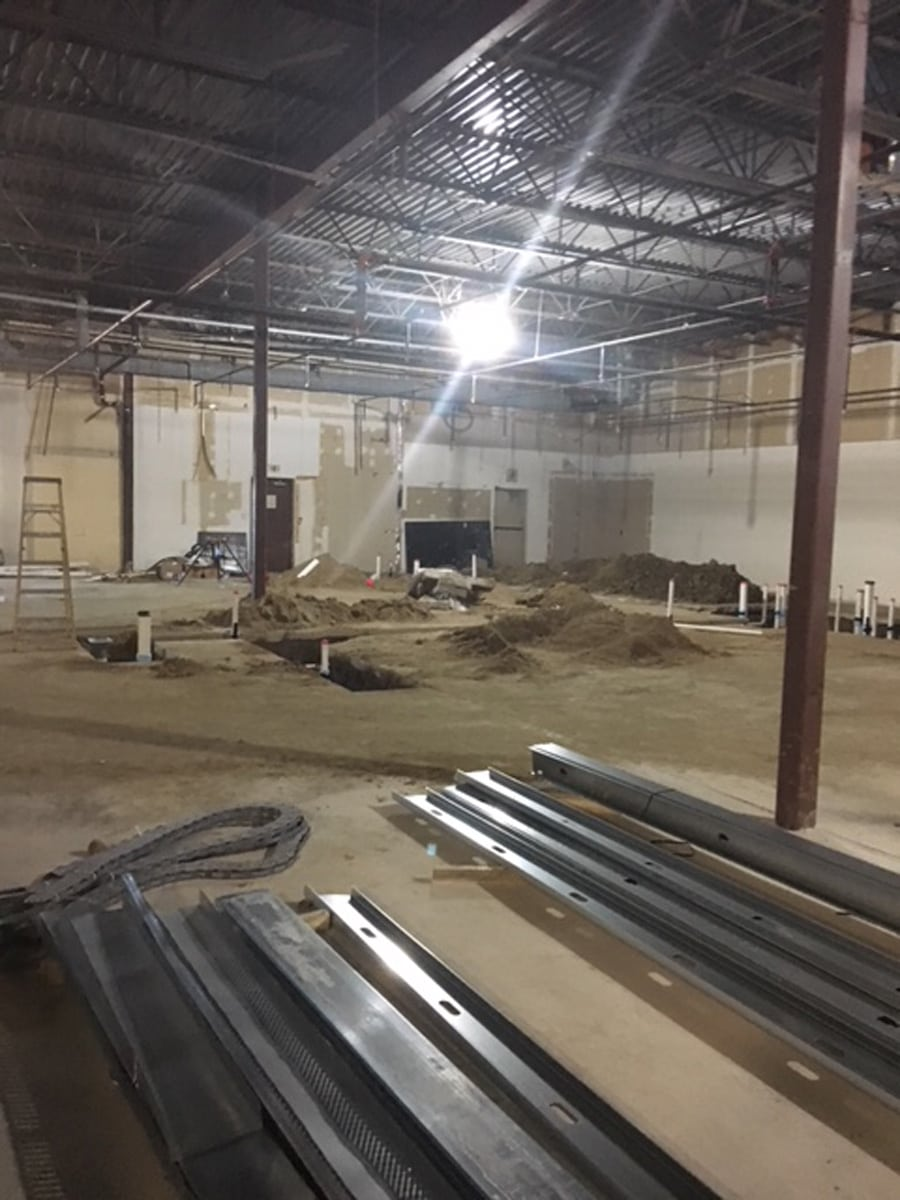 Construction Begins on the future home of Payroll Management, Inc. September 18, 2018