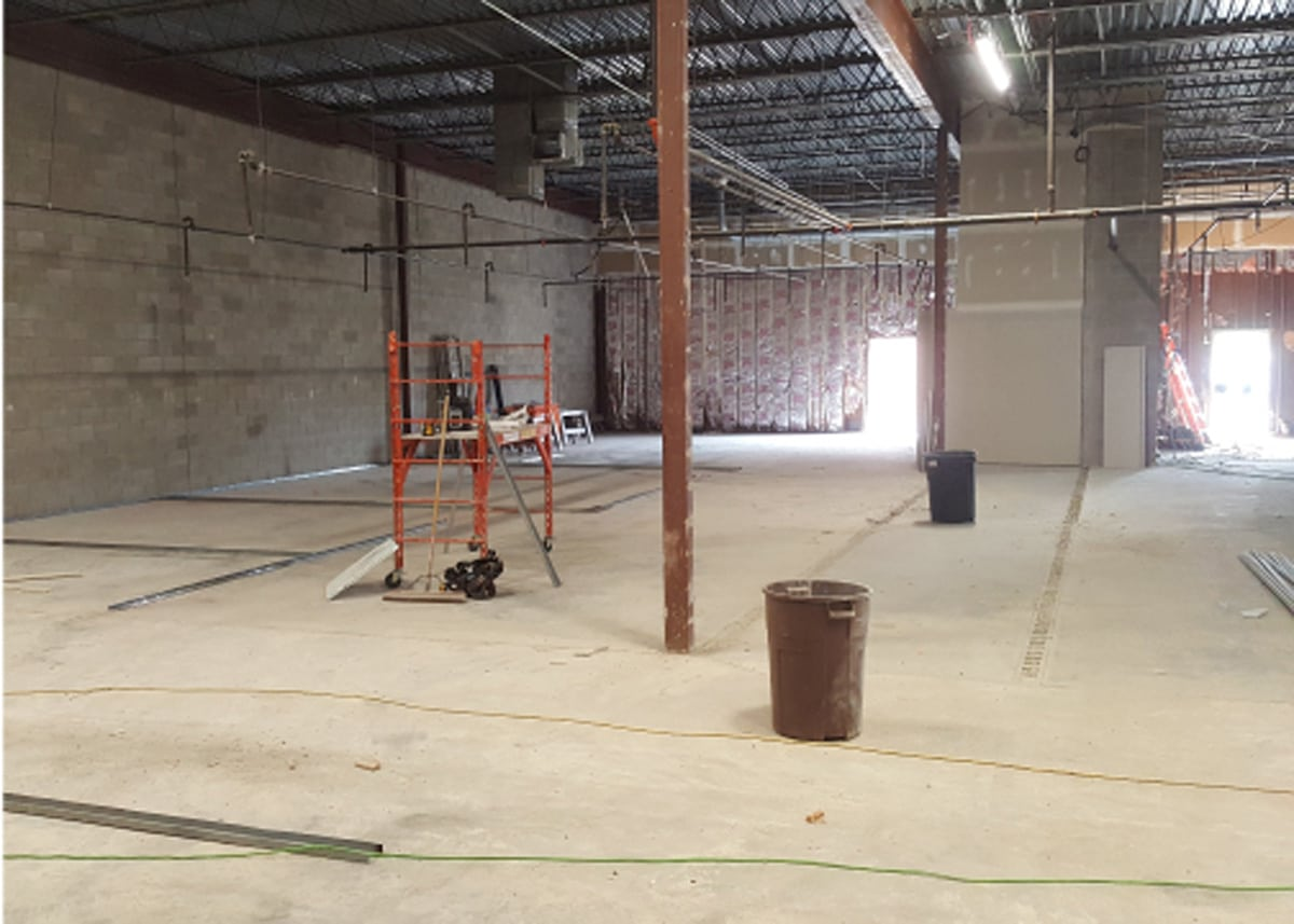Construction Progress - Payroll Management, Inc. September 19, 2018