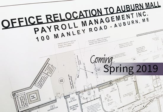 Payroll Management Relocation-Spring 2019