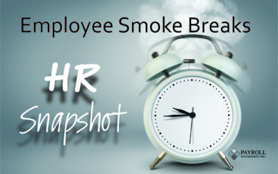 Do We Have To Give Employees Additional Smoke Breaks?