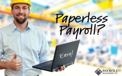 How To Move To Paperless Payroll