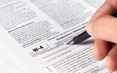 New 2020 Form W-4